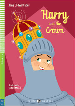 Harry and the Crown + video rom (A2)