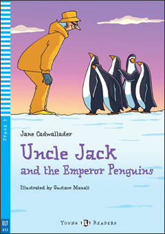 Uncle Jack and the Emperor Penguins + video rom (A1.1)