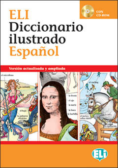 Eli dictionnario ilustrado +cd rom