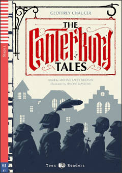 The Canterbury Tales + cd (A1)
