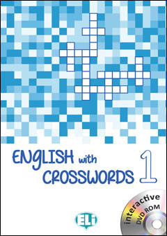 English with Crosswords 1 + interactieve cd-rom