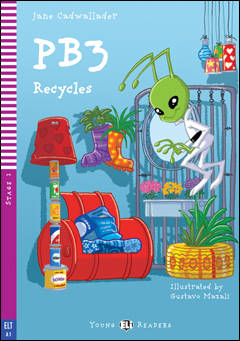 PB3 recycles + cd (A1)