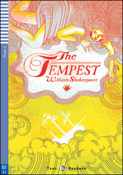 The Tempest + cd (A2)