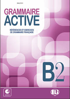 Grammaire Active B2 met  cd