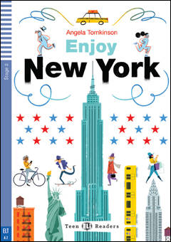 Enjoy New York + cd (A2)