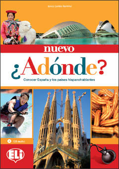 Nuevo Adonde?, leerlingenboek (A1-A2) + audio CD