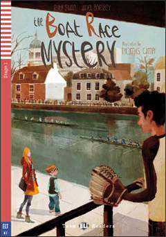 The Boat Race Mystery +cd (A1)