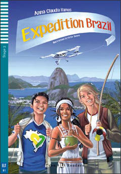 Expedition Brazil + cd (B1)