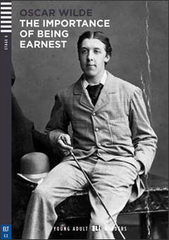 The Importance of being Earnest + cd (C2)