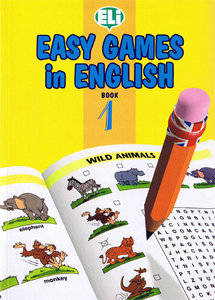 Easy games in English 1 ( A1-A2) UITVERKOCHT!