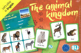 The animal kingdom (A1-A2)