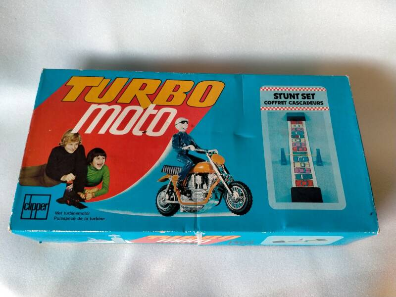 2#925, Clipper turbo moto start set