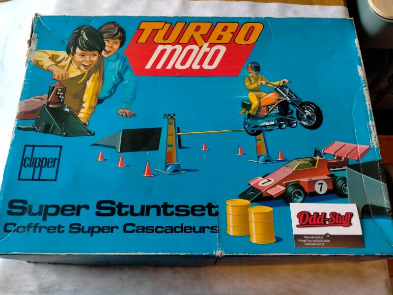 2#866 Clipper Turbo Moto set