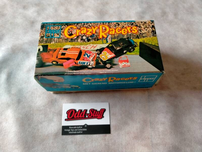 2#860. Crazy racer Chevy Nomad