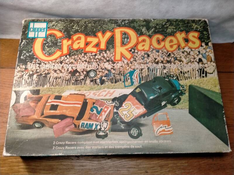 2#950. Crazy racer startset clipper
