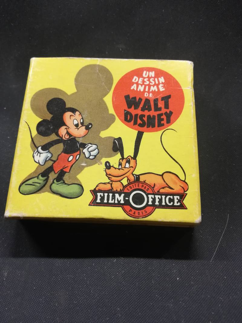 9#135. 8mm film Mickey mouse