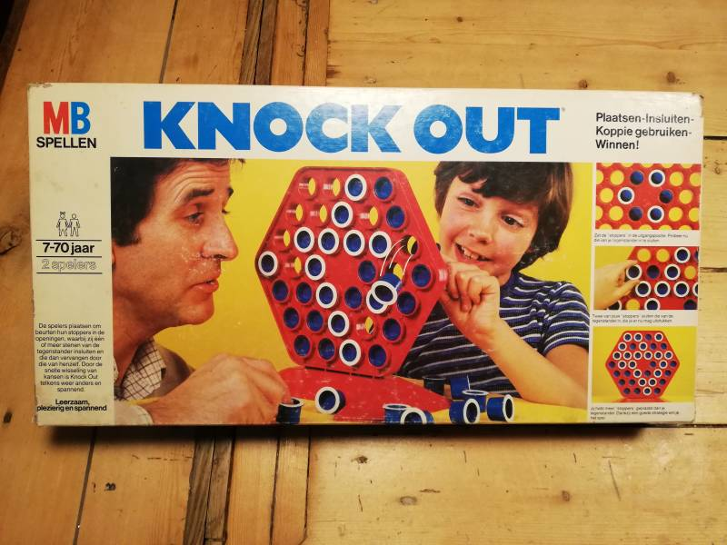 2#305. Knockout spel van MB