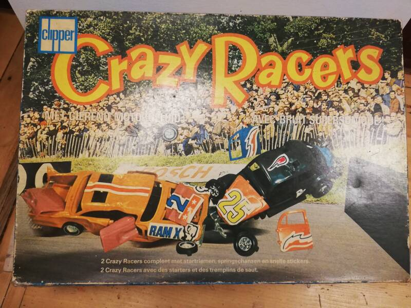 2#426 Clipper crazy racers