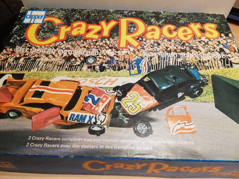 2#503. Crazy racers van Clipper
