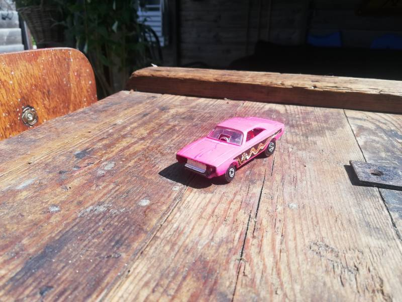 44#682. Dodge dragster matchbox