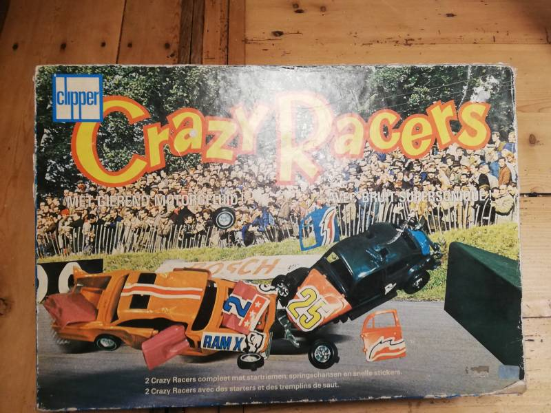 2#705 Clipper crazy racers. STAAT OP CATAWIKI