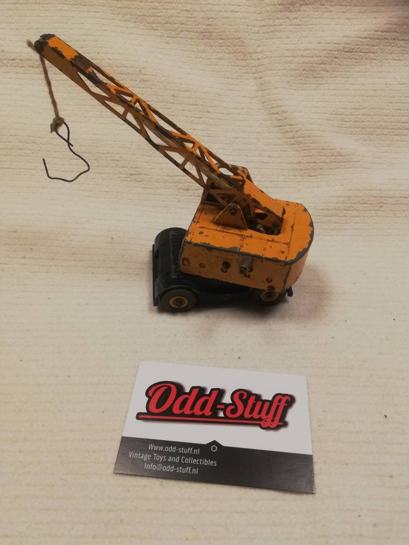 53#757. Dinky toys Coles mobile Crane
