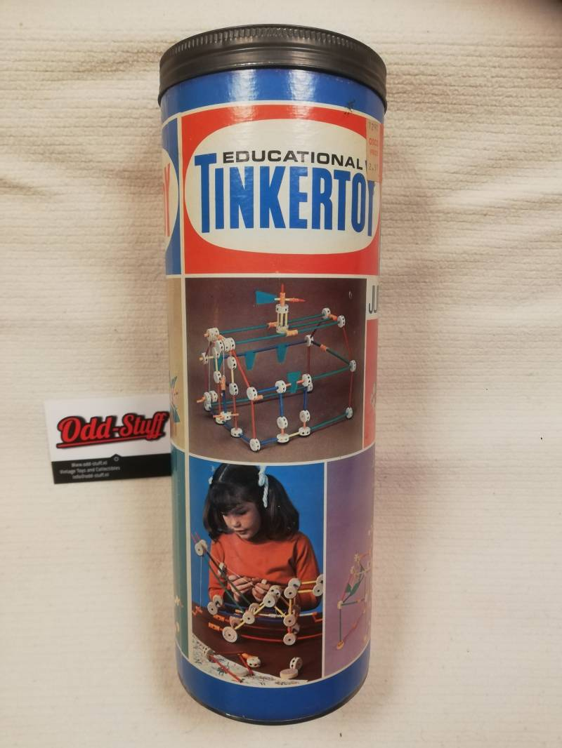1#758. The Original Tinker Toy