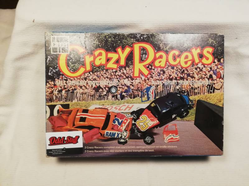 2#769. Clipper Crazy Racers