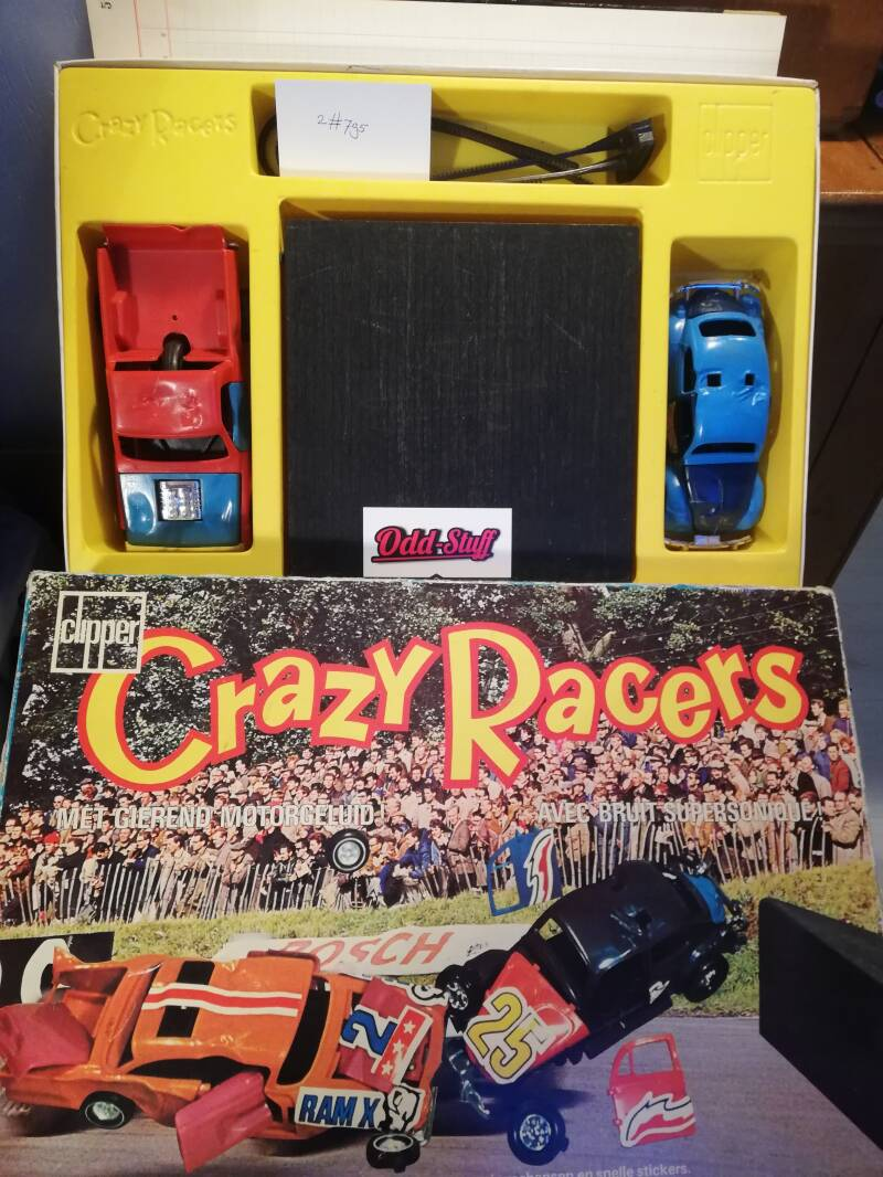 10#2/795. Crazy racers Clipper