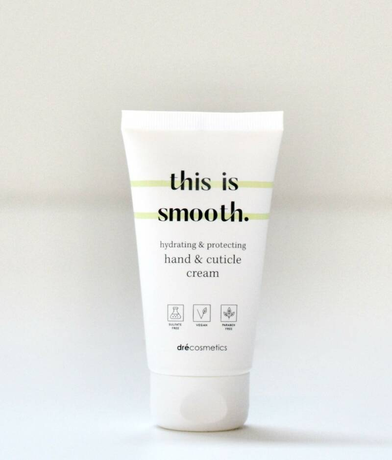 """Handcrème """"this is smooth."""" 75ml"""