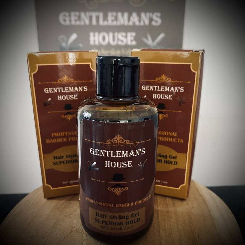 Gentleman's House Hair Styling Gel 200ml