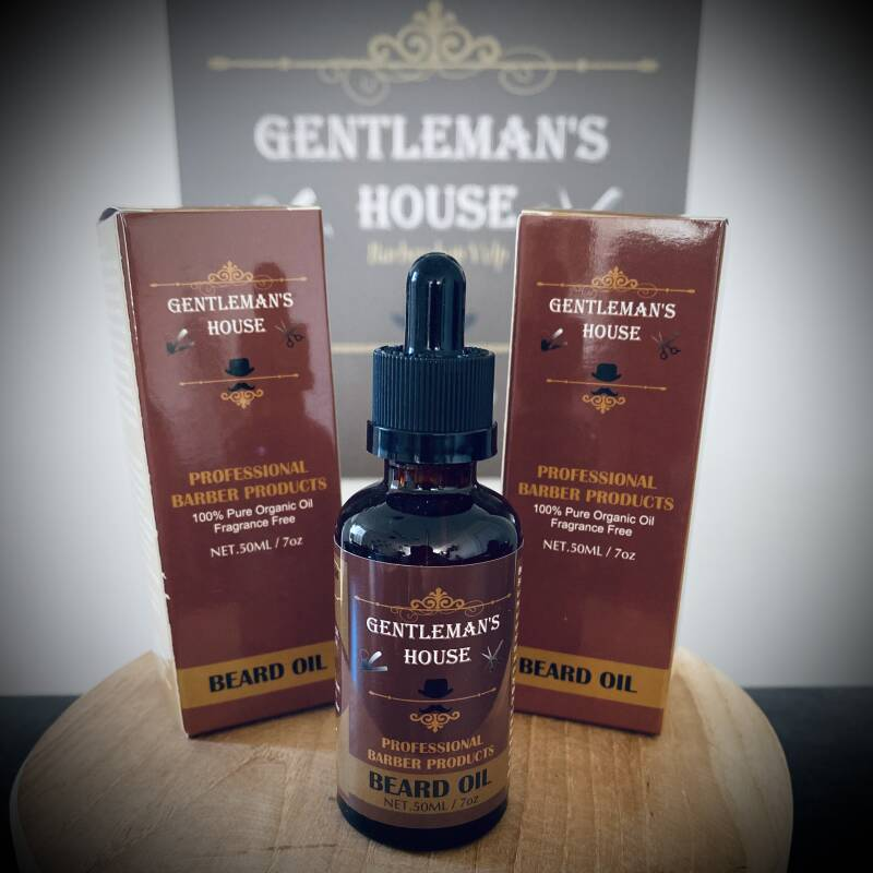 Gentleman's House Beard Oil 50ml