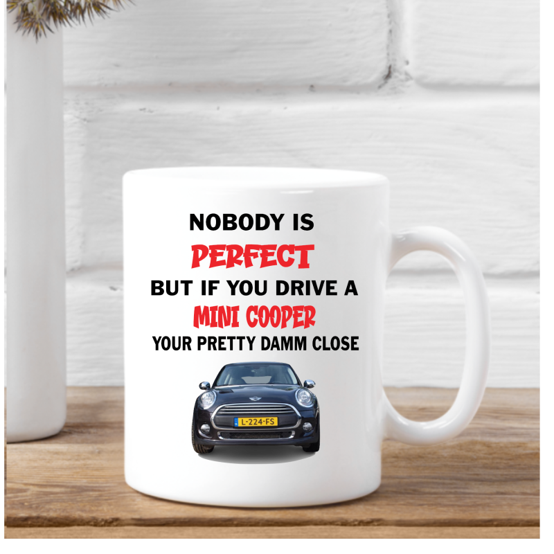Nobody is PERFECT but if you drive a ..... you`re pretty damm close