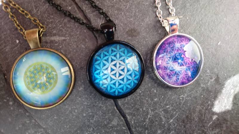 Flower of life hanger