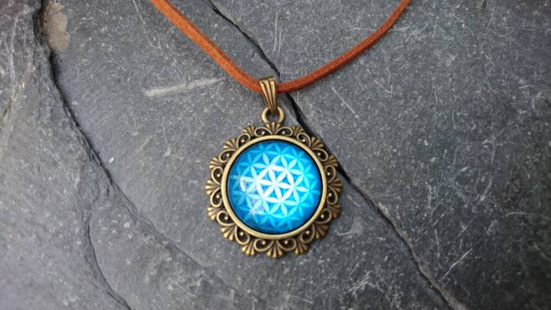 Hanger flower of life