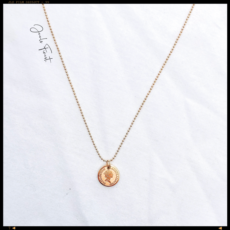 Necklace Little Coin