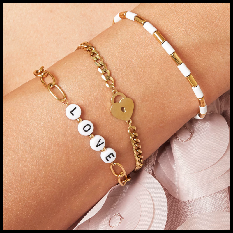 Bracelet Chained Love