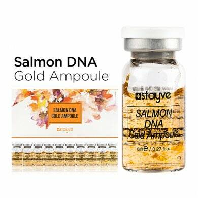 SALMON DNA GOLD AMPOULE - STAYVE