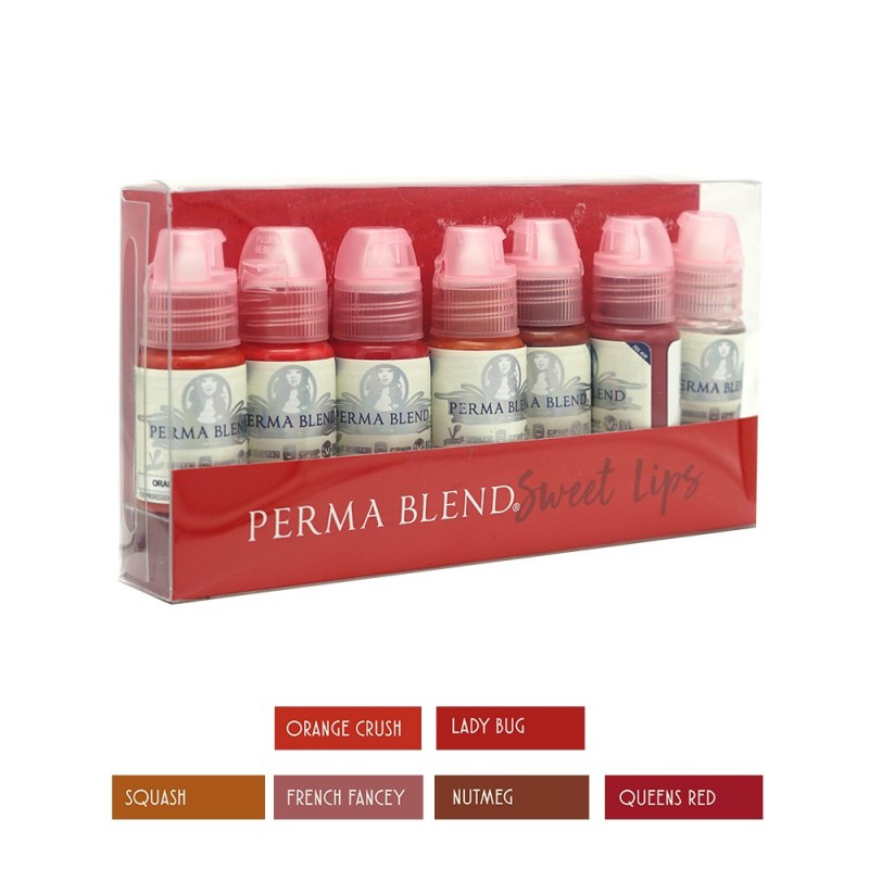 PERMA BLEND - SWEET LIP COLLECTION