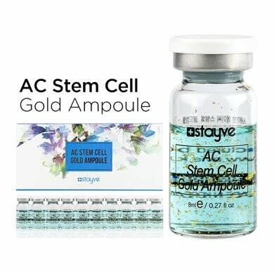 AC STEM CELL GOLD AMPOULE - STAYVE