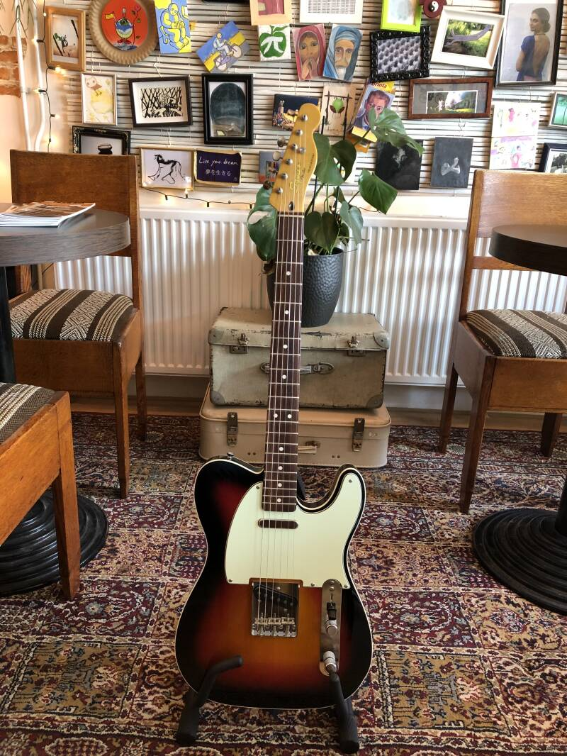 Squier telecaster CV Custom -USED-