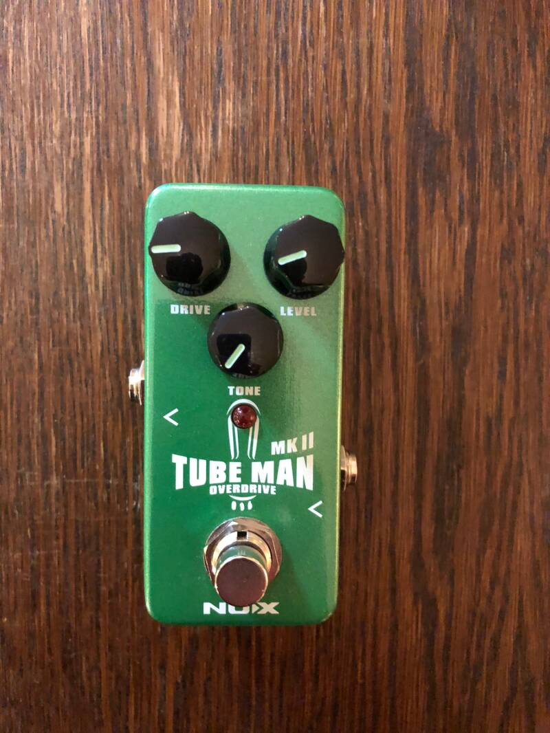 NUX Tube Overdrive