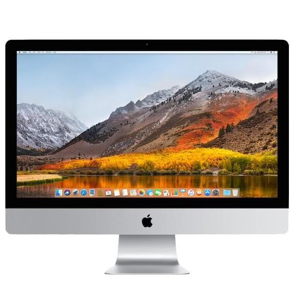 "iMac 27"" 5K, met extra hoge specs, Slightly Used"