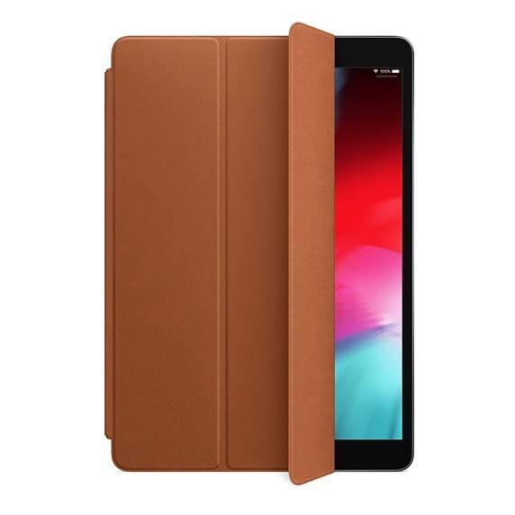 Leren Smart Cover voor iPad Air en iPad 10,2""