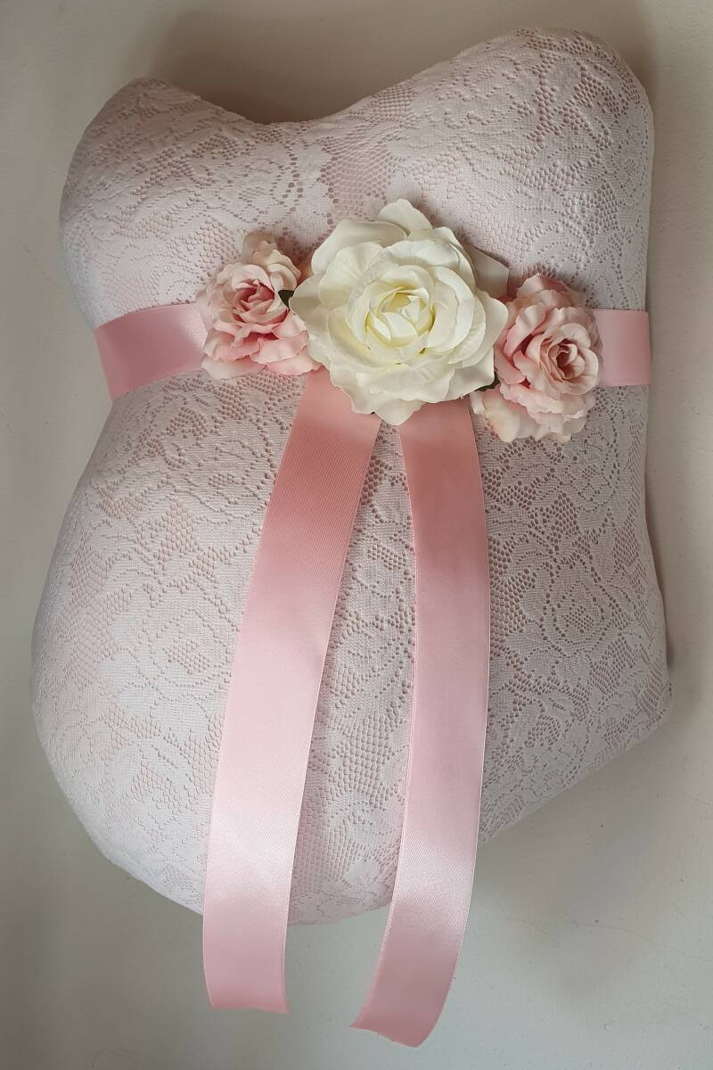 Baby Belly Forever box - Lovely pink