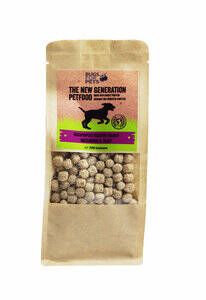 BugsforPets insecten trainer Meelworm & Rijst