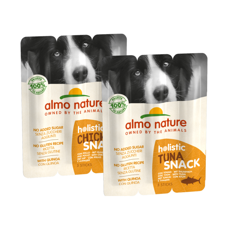Almo Nature Hond Holistic Snack