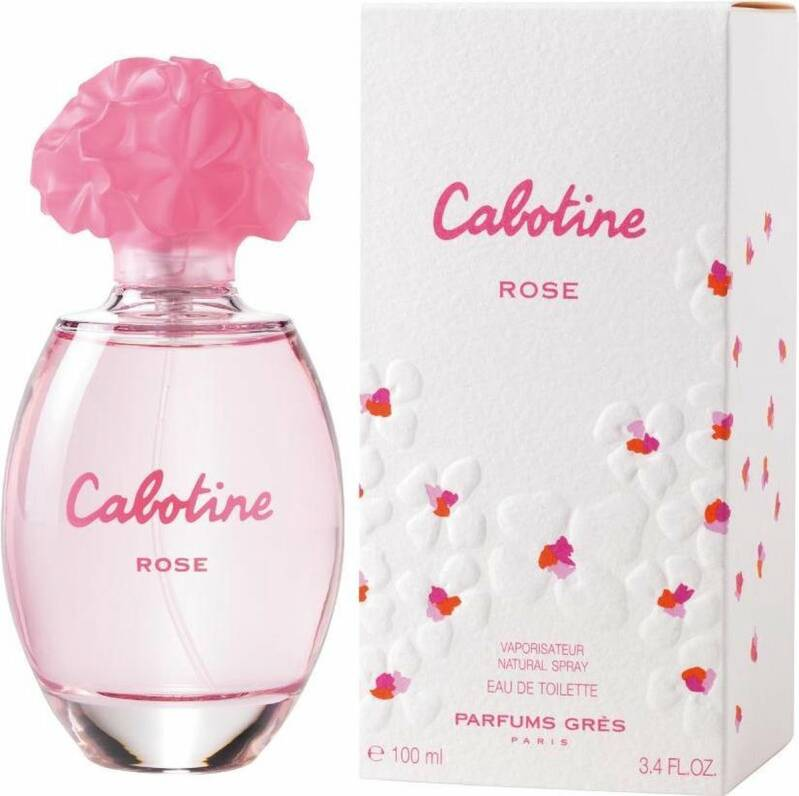 Cabotine Rose Eau de Toilette 100ml
