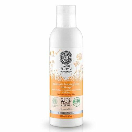 Natura Siberica Enriched Cleansing Tonic Anti-Age