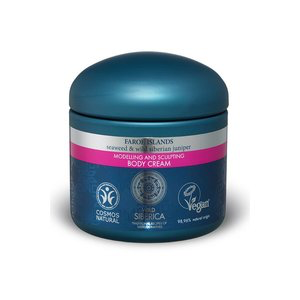 Natura Siberica Faroe Islands Modeling and Sculpting Body Cream